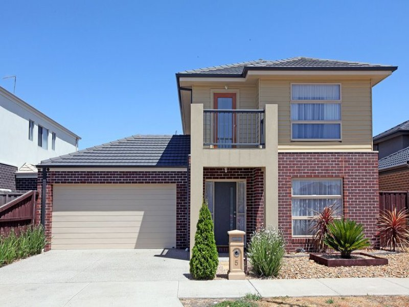 5 Canterbury Grove, Epping, Vic 3076