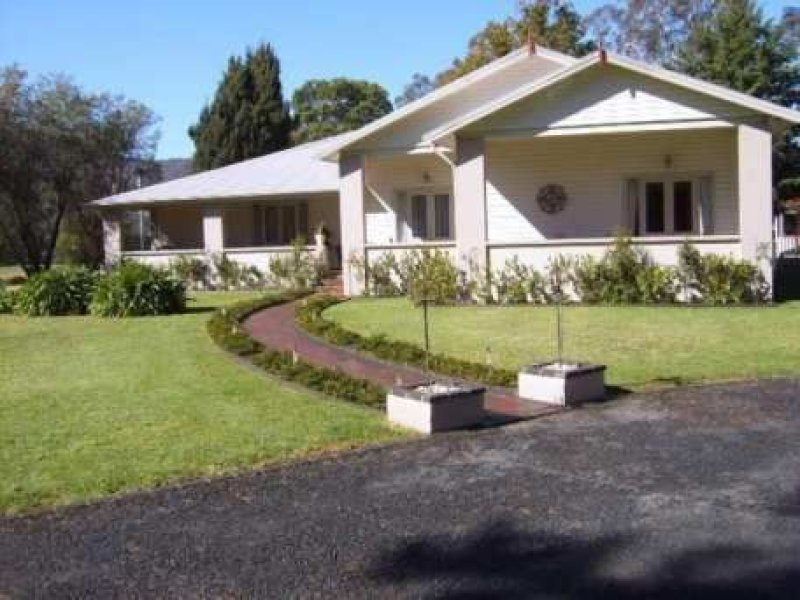 2168 Moss Vale Rd, Kangaroo Valley, NSW 2577