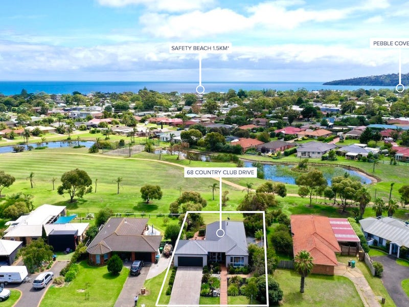 68 Country Club Drive, Safety Beach, Vic 3936
