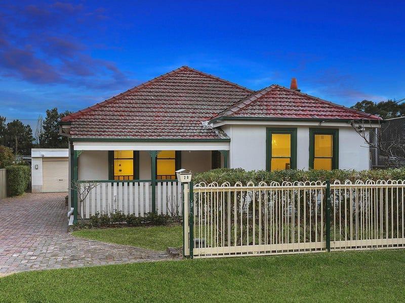 20 William Street, Strathfield South, NSW 2136
