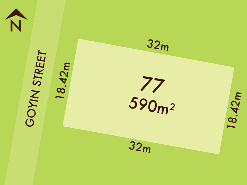 Lot 77, 37 Goyin Street, Bonshaw, Vic 3352