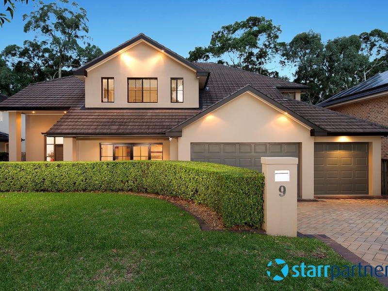 9 Brighton Drive, Bella Vista, NSW 2153