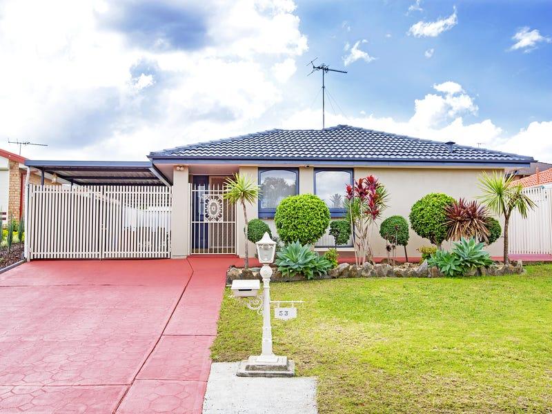 53 Dransfield Rd, Edensor Park, NSW 2176
