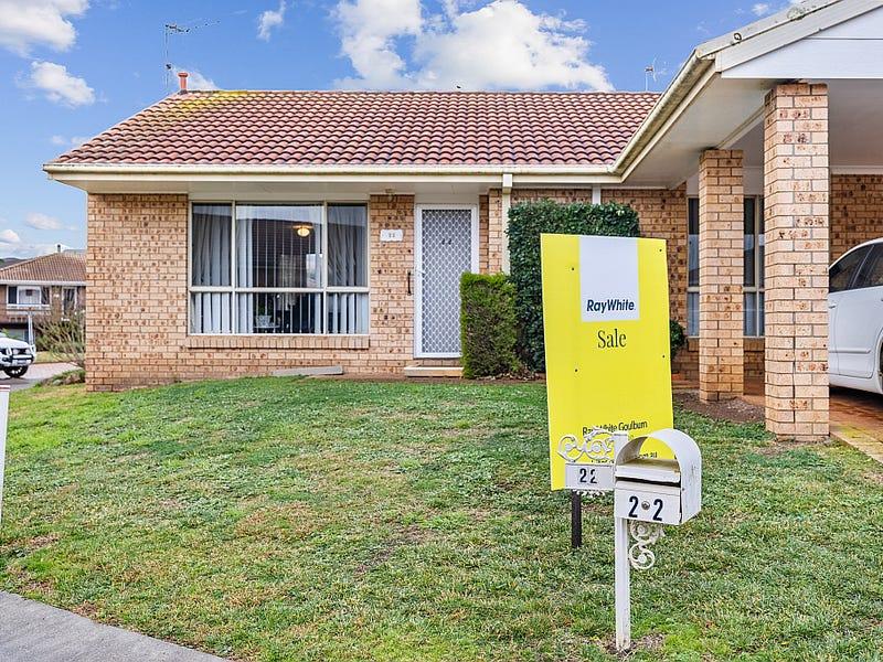 22 Parkside Place, Goulburn, NSW 2580