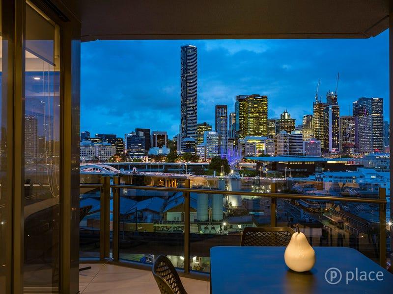 21004/25 Bouquet Street, South Brisbane, Qld 4101
