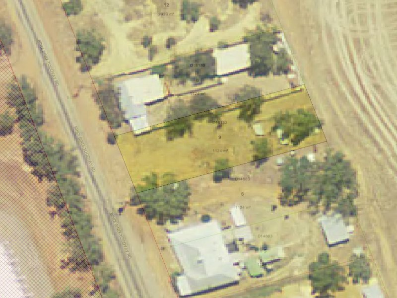 Lot 9 Toodyay - Bindi Bindi Road, Bindi Bindi, WA 6574