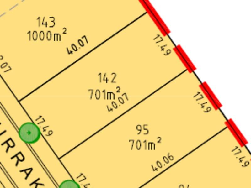 Lot, 142 Whirrakee Drive, Maryborough, Vic 3465