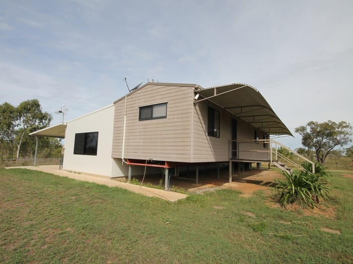 276 SANDY CREEK ROAD, Charters Towers City