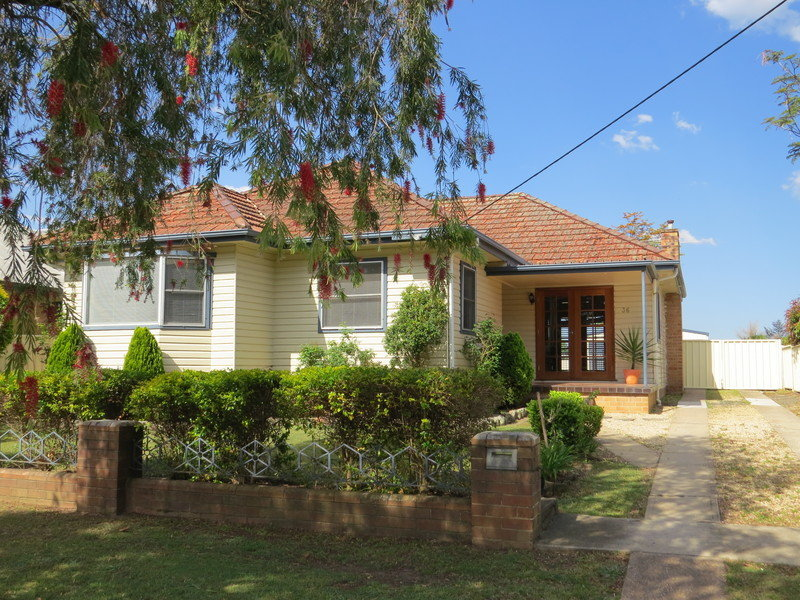 36 Desmond Street, Cessnock, NSW 2325