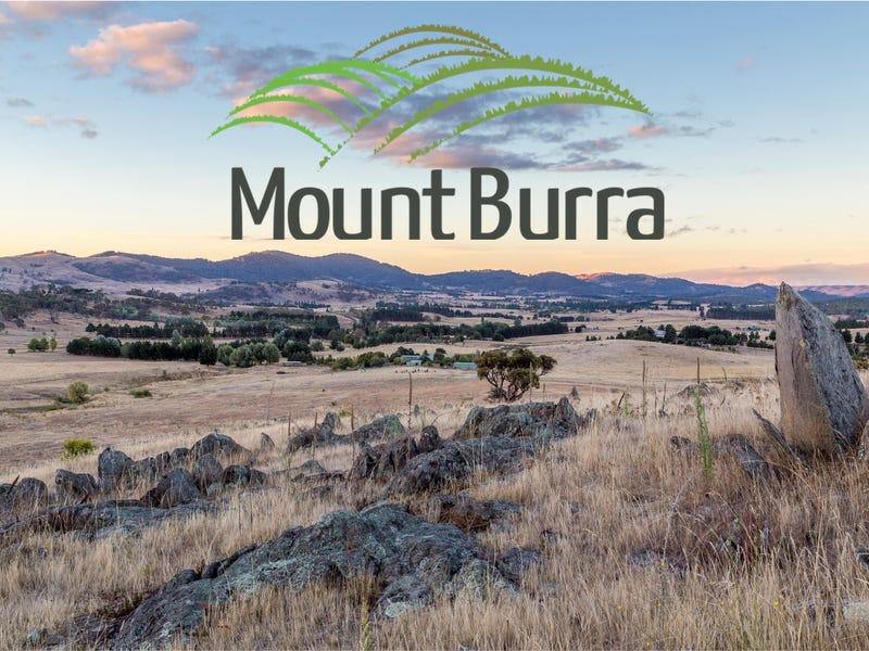 Lot 209 Mount Burra, Burra, NSW 2620