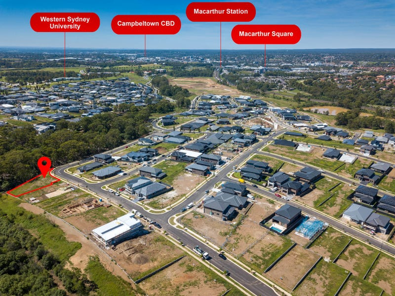 Lot 4511 Mulholland Avenue, Campbelltown, NSW 2560
