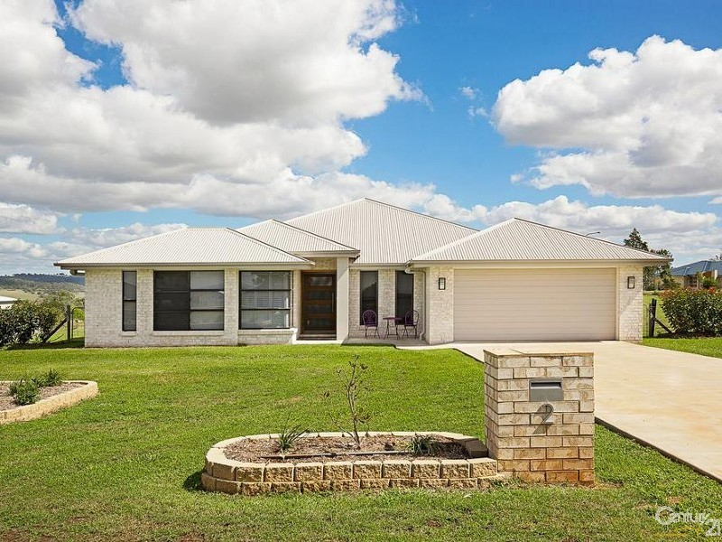 2 Explorer Court, Gowrie Junction, Qld 4352