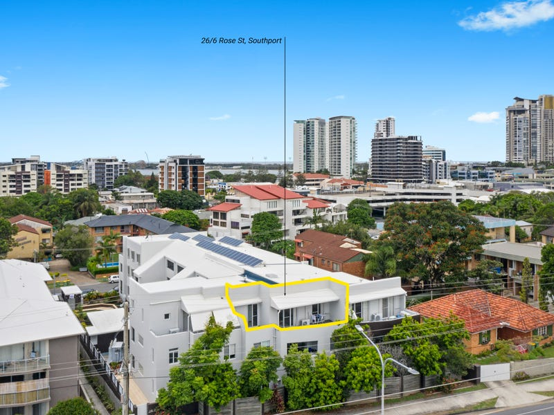 26/6-10 Rose Street, Southport, Qld 4215