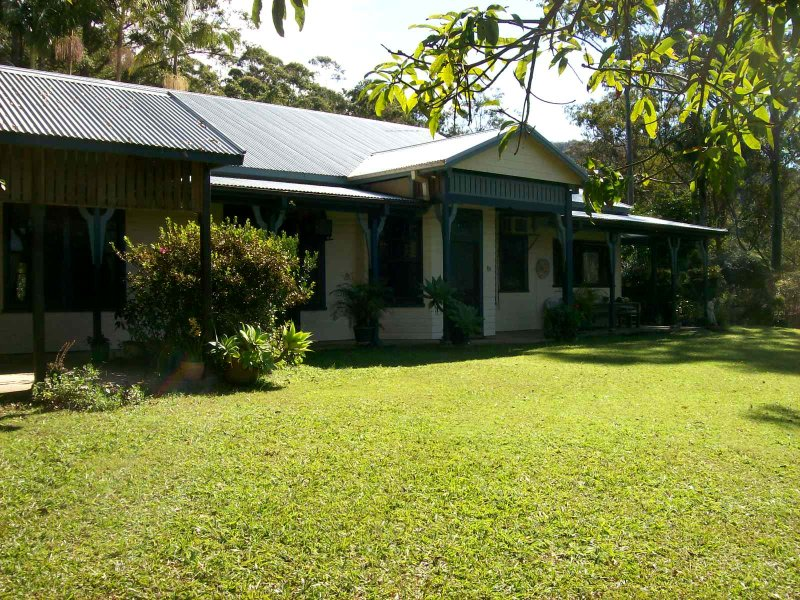 54  Summervilles Road, Gordonville, Bellingen, NSW 2454