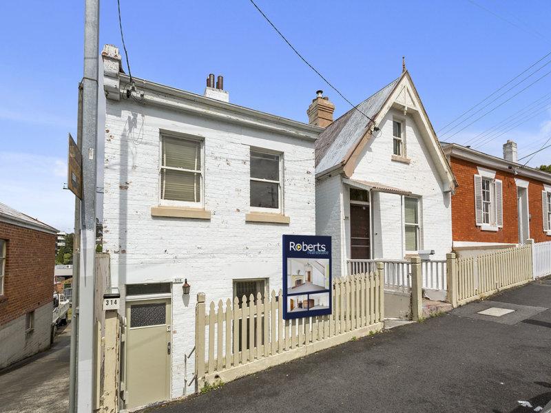 314 - 316 Liverpool Street, Hobart, Tas 7000