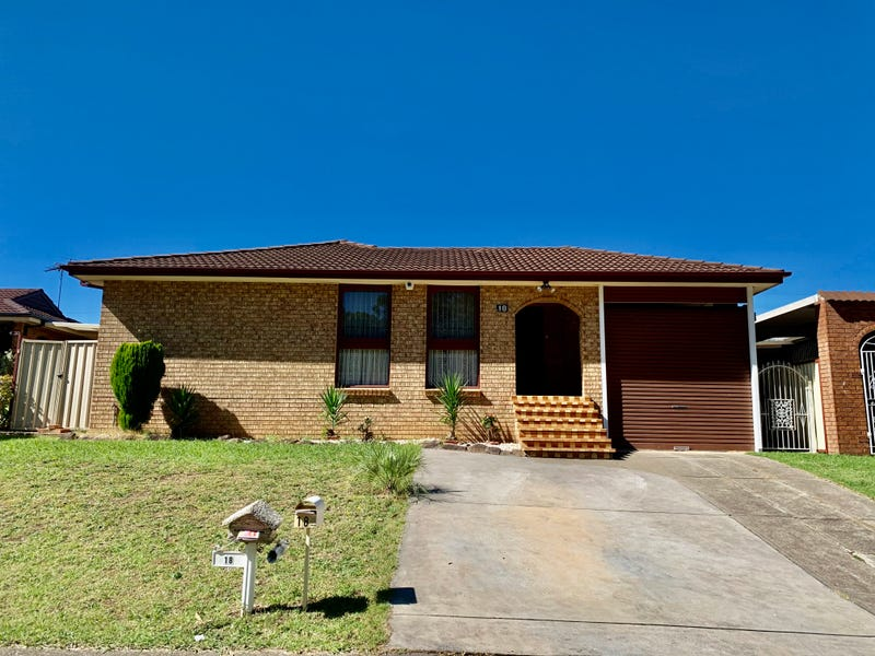 18 Game Street, Bonnyrigg, NSW 2177