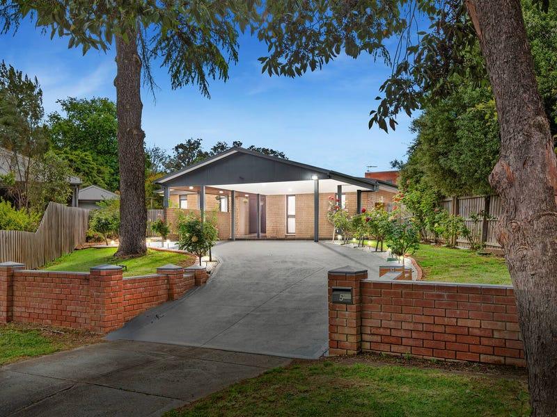 5 Valdale Court, Heathmont, Vic 3135