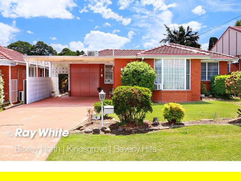 6 Maryl Avenue, Roselands, NSW 2196