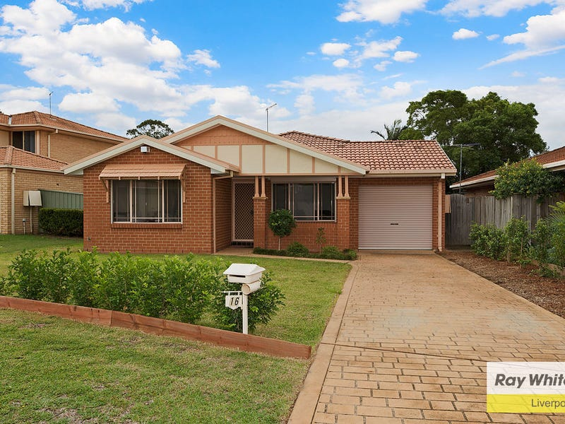 16 Marulan Way, Prestons