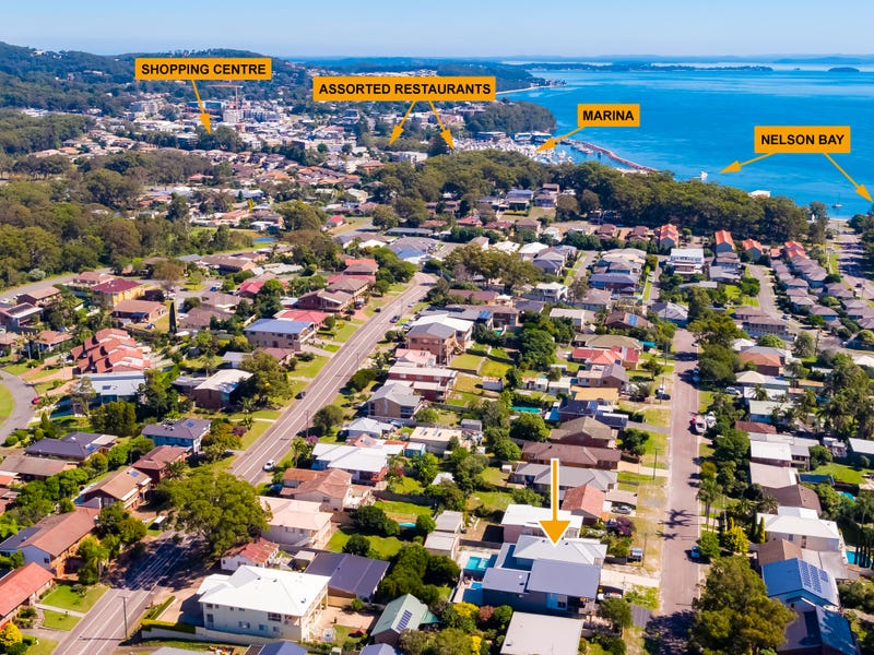 27 Montevideo Parade, Nelson Bay, NSW 2315