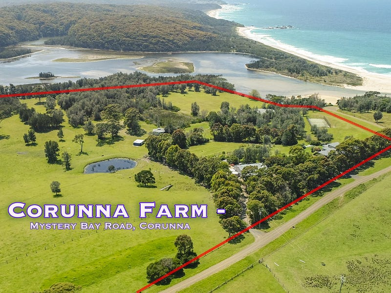 "1 DP 1134157, ""Corunna Farm"" Mystery Bay Road, Corunna, NSW 2546"