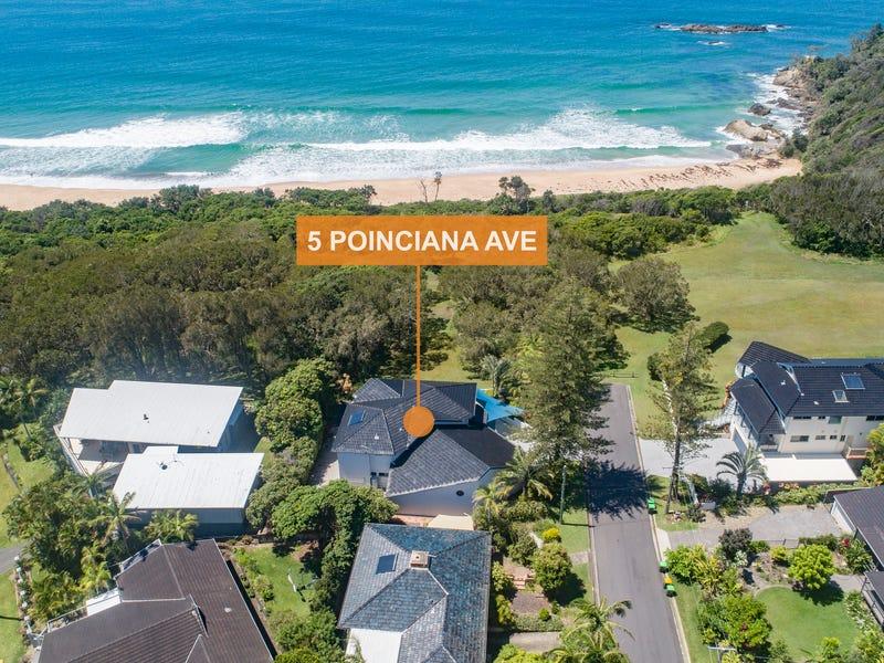 5 Poinciana Avenue, Sapphire Beach, NSW 2450