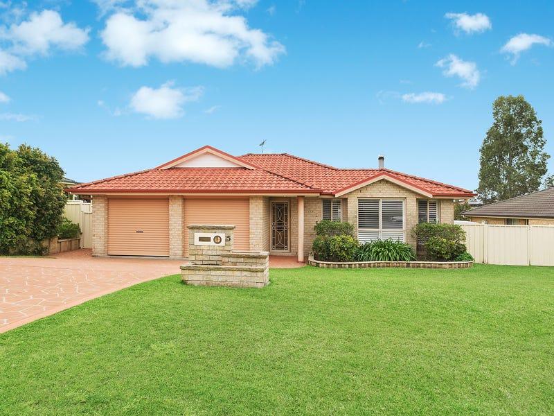 15 Peppertree Circuit, Aberglasslyn, NSW 2320