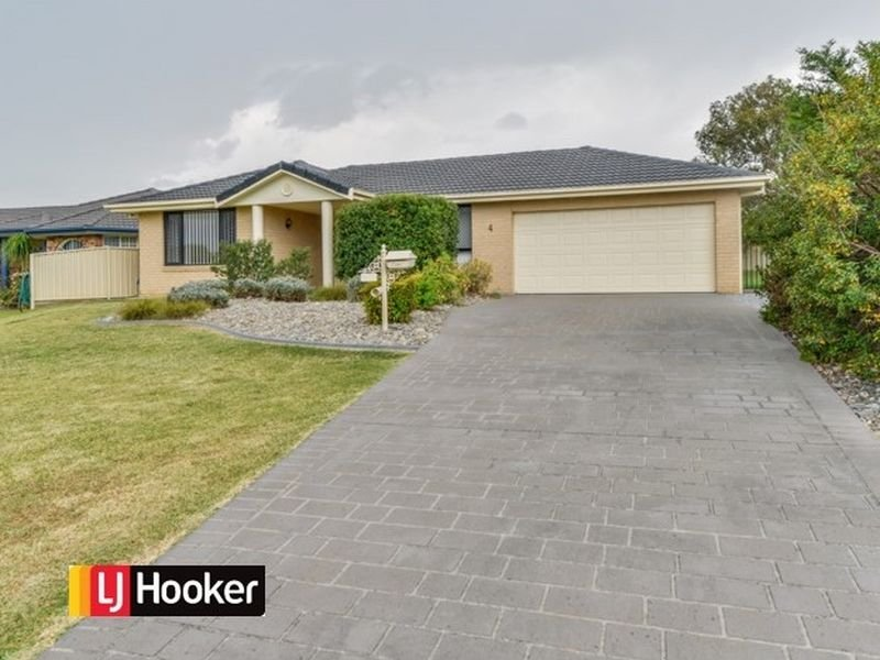 4 Nardoo Place, Hillvue, NSW 2340