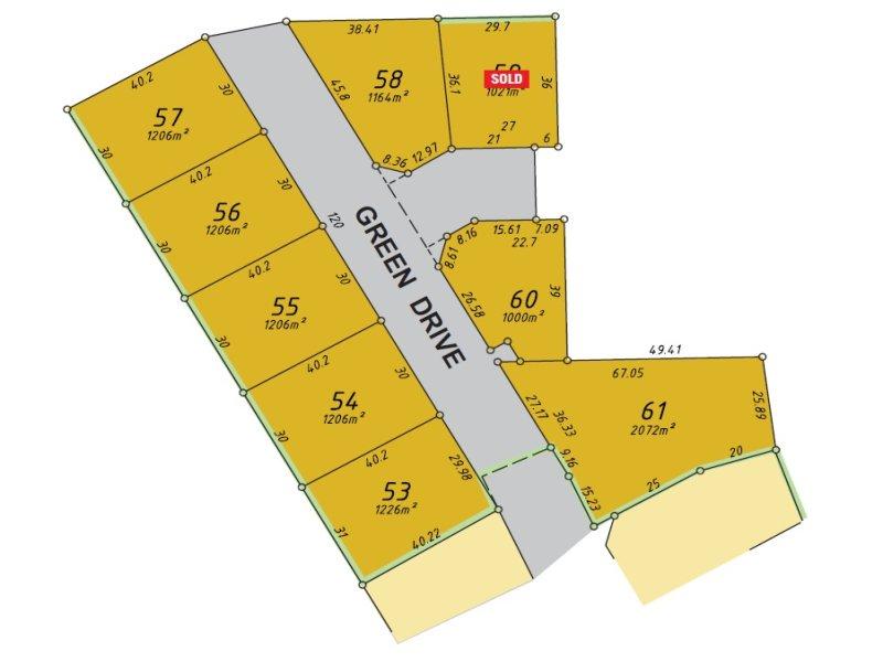 Lot 61, Green Drive, Nabawa, WA 6532