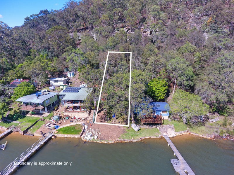 Lot 9, Coba Point, Berowra Waters, NSW 2082