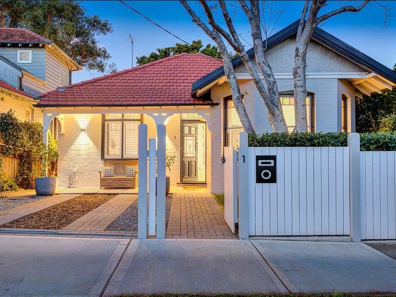 1 Bardwell Road, Mosman, NSW 2088