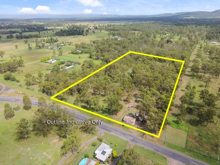 531-547 Haigslea-Amberley Road, Walloon, Qld 4306