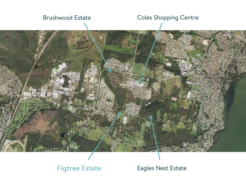 Lot 122 Figtree Estate, Wadalba, NSW 2259