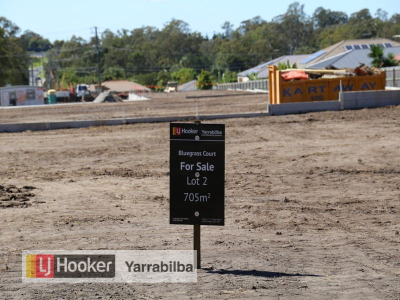 Lot 2, Bluegrass Court, Hillcrest, Qld 4118