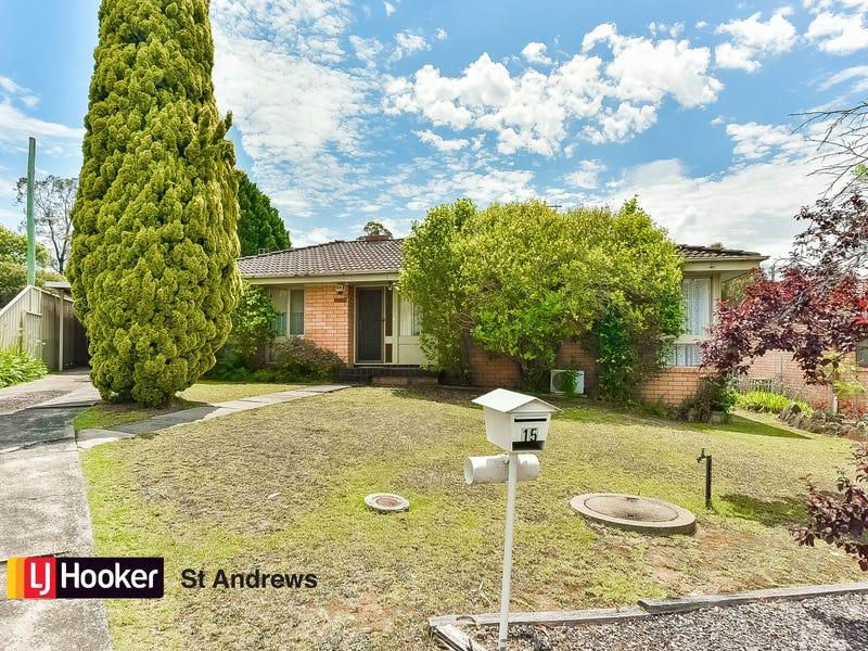 15 Weemala Crescent, Bradbury, NSW 2560