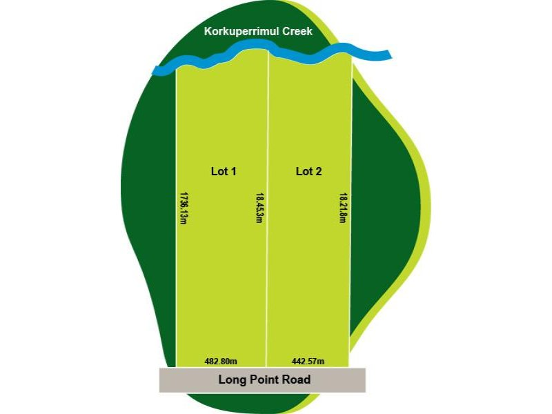 Lot 1 Long Point Road, Pentland Hills, Vic 3341