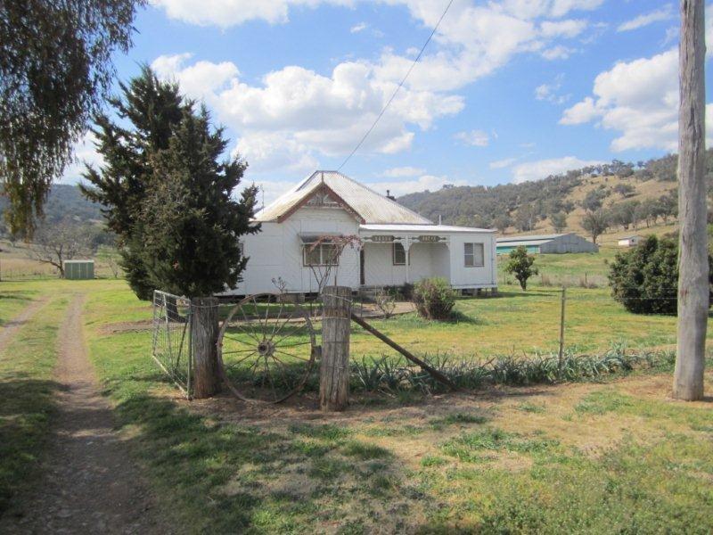 'Glencoe' Ogunbil Road, Dungowan, NSW 2340