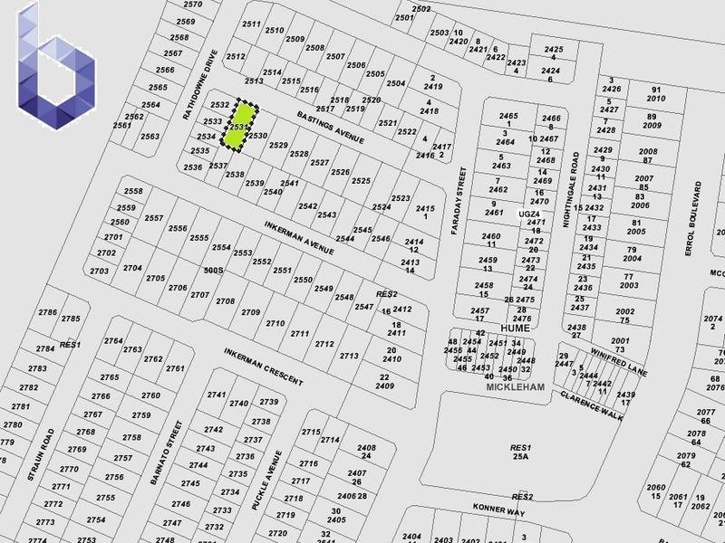 Lot 2531 Bastings Avenue, Mickleham, Vic 3064