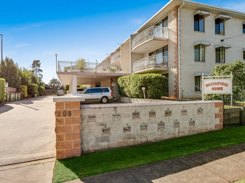 1/208 Hume Street, South Toowoomba, Qld 4350
