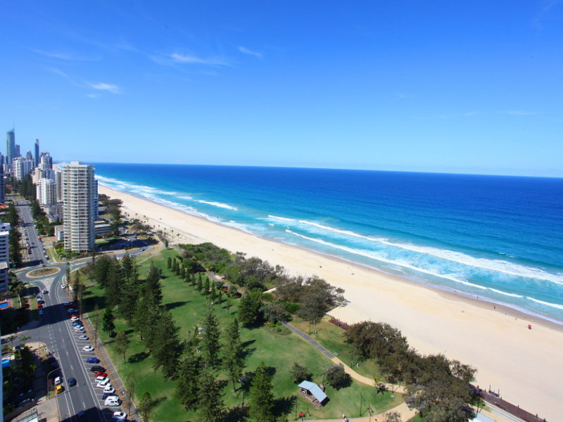 2104 'Air on Broadbeach' 159 Old Burleigh Road, Broadbeach, Qld 4218