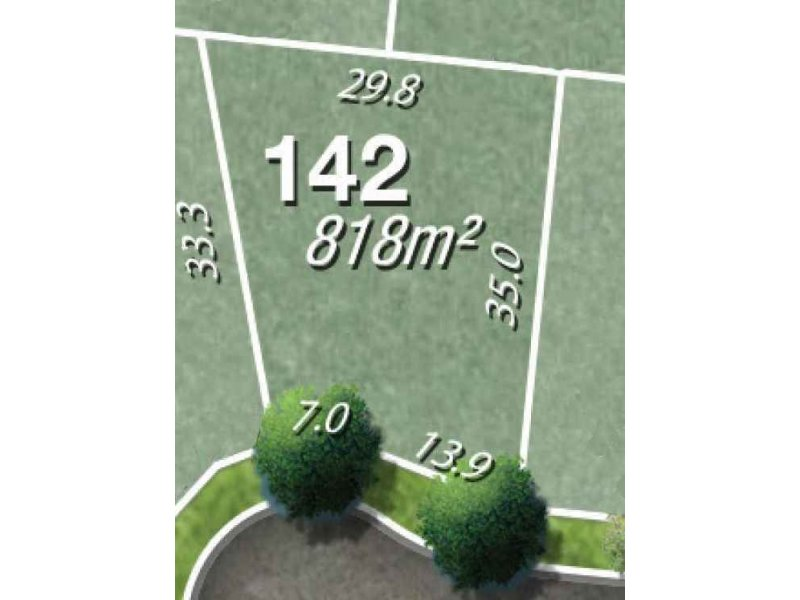 Lot 142, CANUNGRA RISE in Finch Rd, Canungra, Qld 4275