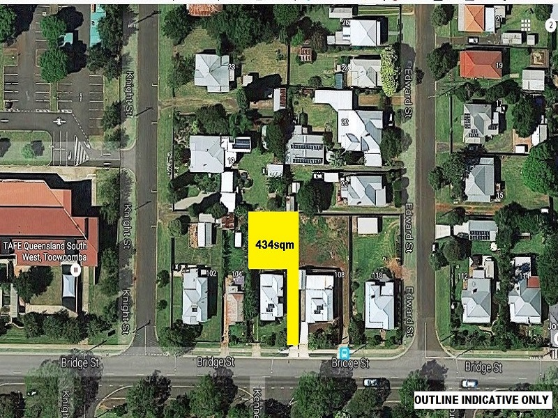 106a Bridge Street, East Toowoomba, Qld 4350