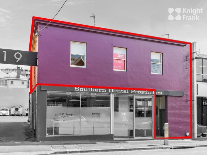 1/217 Liverpool Street, Hobart, Tas 7000