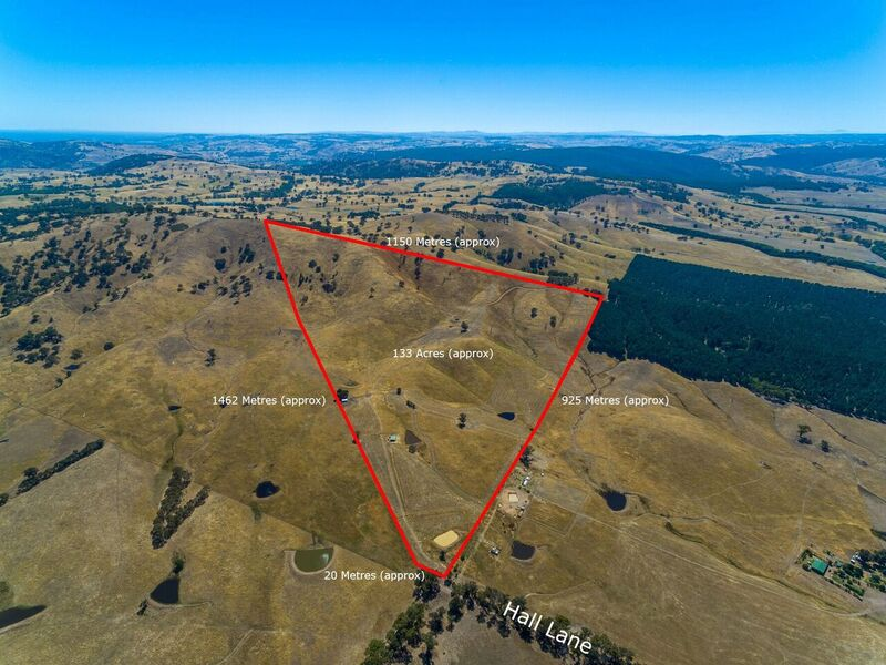 510 Hall Lane, Seymour, Vic 3660