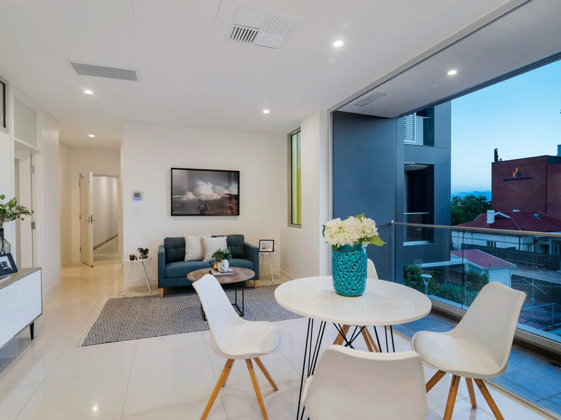 Apt Type 4/60 South Terrace, Adelaide