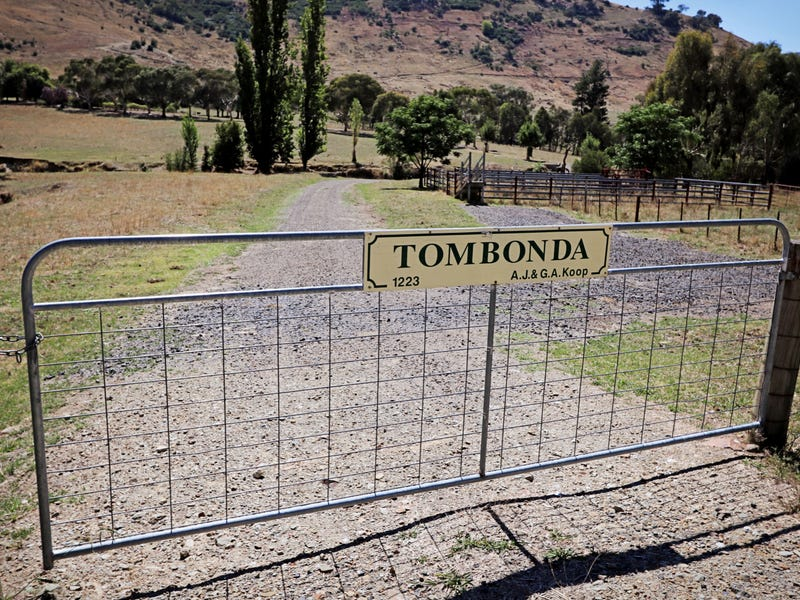 1223 Munderoo-Ournie Road, Tumbarumba