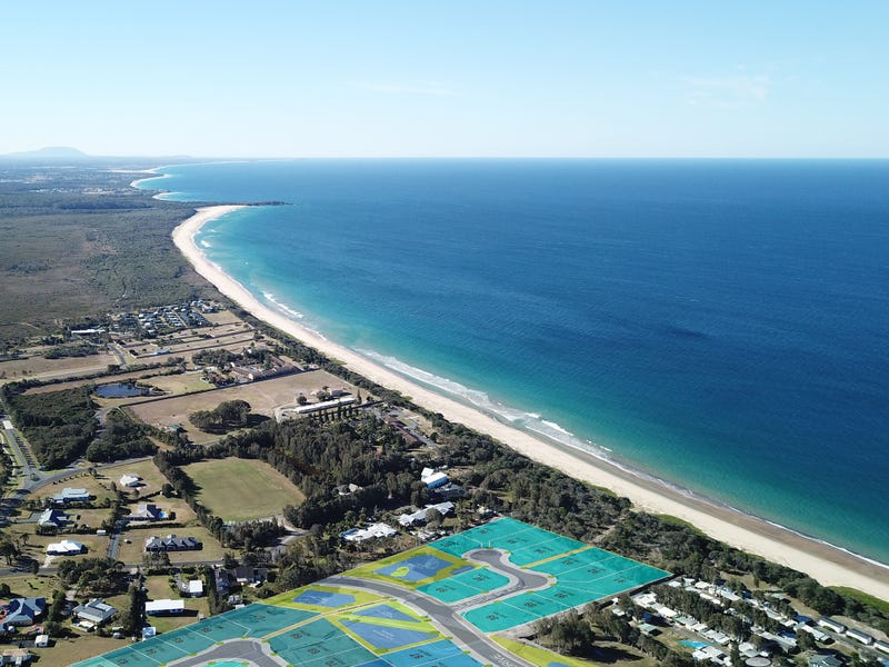 Lot 99, 1 Seaside Place, Diamond Beach, NSW 2430