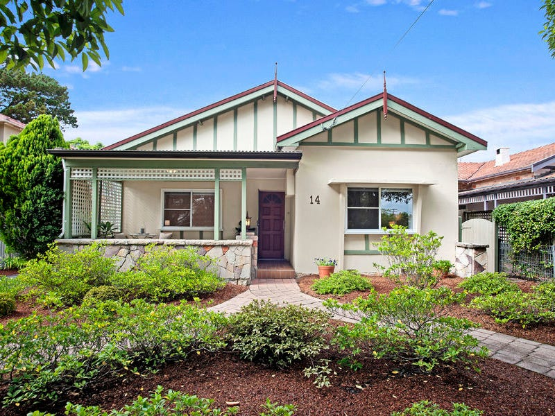 14 Edinburgh Road, Willoughby, NSW 2068