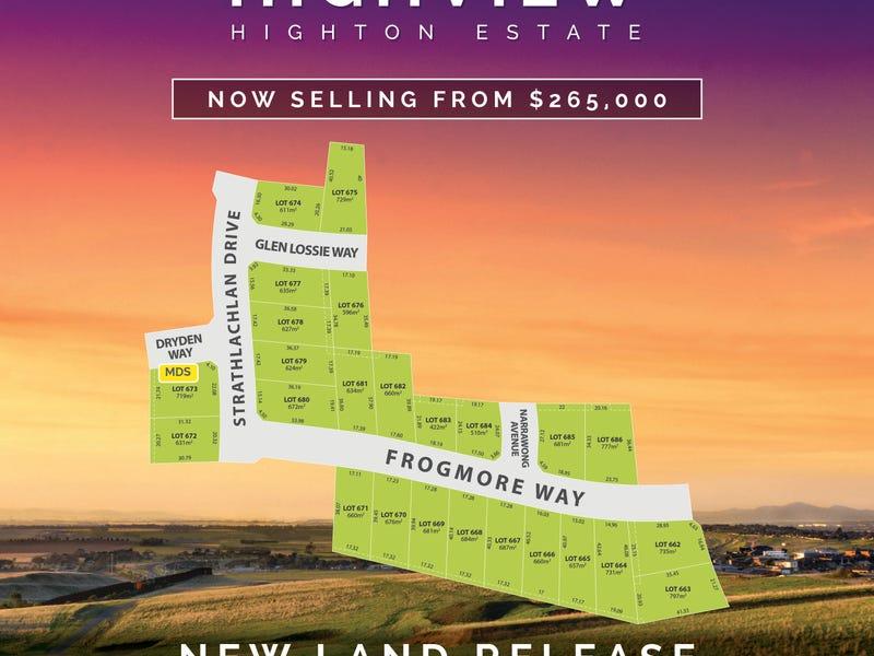 Stage 39 Highview Estate, Highton, Vic 3216