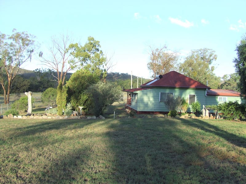 372 Thanes Creek Rd, Thanes Creek, Qld 4370